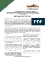 Influencia de La Compacidad Relativa en El Comportamiento Esfuerzo Deformación de Jales