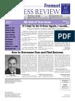 Fremont Business Review QTR4