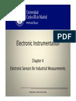 OCW 4 Electronic Sensors and Measurements OK