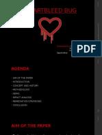 Heartbleed Bug Presentation