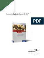 Sappress Inventory Optimization With Sap