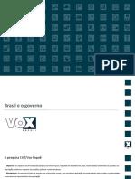 Pesquisa CUT/VOX