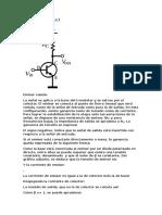 Transistor Emisor Coomun