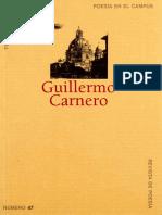 AA.vv. - Guillermo Carnero