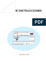 Manual SP 8200