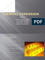 Thermal Expansion Powerpoint