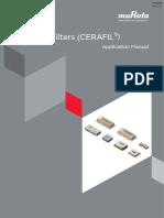Ceramic Filters (Murata)