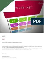 Osnove C# Programiranja - Deo Jedan - PDF