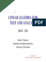 Linear Alg