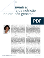 Artigo Nutrigenômica  1.pdf