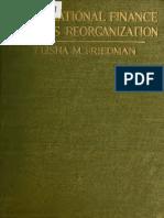 International Trade and It's Reorganization - Elisha Friedman
