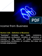 12-Tax Income From Business