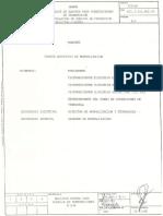 Norma 178-88 Montaje de Equipos Para Subestaciones DeTransmisión. Instalaciones de Equipos de Pro