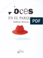 Voces en El Parque de Anthony Browne