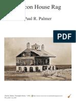 Beacon House Rag - Paul R. Palmer