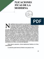 implicacionesfilosoficasfisicamodernaAMora