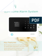 Alarma Profesional Original