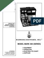 Mark 300 Manual