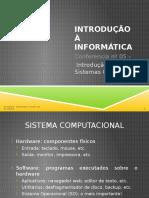 Conferência nº 06 - Introdução aos Sistemas Operativos