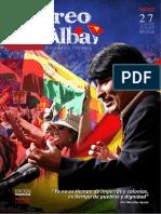 """Revista """"Correo del Alba"""" No. 27 - Junio-Julio, 2013"""