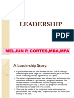 MELJUN CORTES's - Management & Leaderships (DIFFERENT MEANINGS)