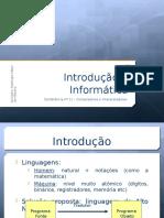 Conferência nº 11 - Compiladores e interpretadores