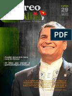 """Revista """"Correo del Alba"""" No. 29 - Septiembre-Octubre, 2013"""