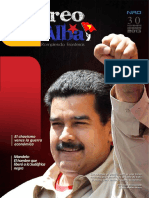 """Revista """"Correo del Alba"""" No. 30 - Noviembre-Diciembre, 2013"""