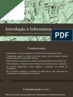 Conferência nº 12 - Evolução dos sistemas de comunicação