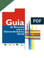 Guia de Recursos Para o Desenvolvimento Social