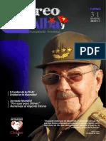 """Revista """"Correo del Alba"""" No. 31 - Enero, 2014"""