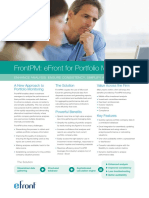 FrontPM Overview Brochure