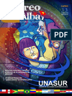 """Revista """"Correo del Alba"""" No. 33 - Marzo, 2014"""