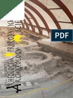 Arheologija i Prirodne Nauke - Volume 10