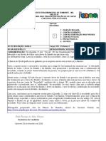 Recurso Contra Gabarito - 34206-8 Fabio Henrique Da Silva Oliveira