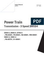 POWER TRANSMISSION  3WG94