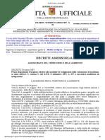 2007 27 Aprile Portobello Sindaco Decreto Assessoriale 30 Marzo 2007 Prg Valutazione Strategica Ambientale Nella Fase Di Redazione Del Prg