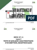Guide Fibre Optique 2001