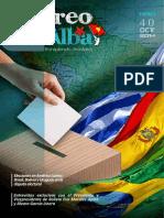 """Revista """"Correo del Alba"""" No. 40 - Octubre, 2014"""