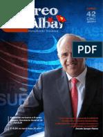 """Revista """"Correo del Alba"""" No. 42 - Diciembre, 2014"""