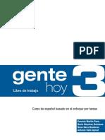Gentehoy3 Libro Trabajo Muestra