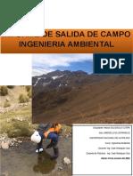 Informe San Antonio de Isquillache