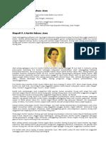 Biodata R Kartini (Jawa)