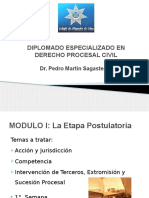 Diapositivas - CAL- Martin - 16 Abril - Accion y Jurisdiccion