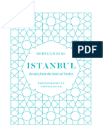 Istanbul - Recipes From the Heart of Turkey by Rebecca Seal, Steven Joyce
