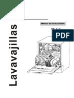 Spanish User Manual Dw7 57 Fi b9368a Teka 001