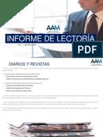 Informe de Lectoria AAM