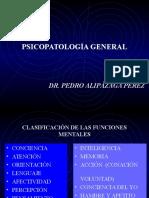 Psicopatología General Clase