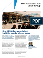 Volvo Group Kpmg True Value Case Study