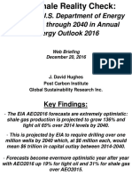 2016 Shale Gas and Tight Oil Reality Check